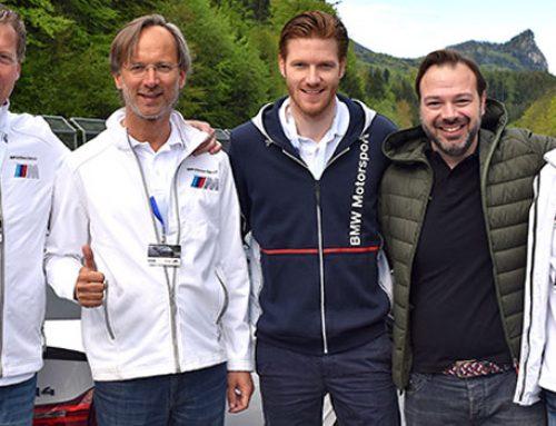 MK Motorsport – Partner Premiere auf dem Salzburgring