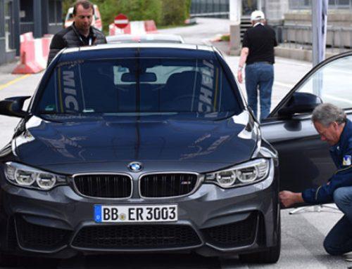 Kompetenter Reifensupport beim BMW M Track Day am Salzburgring 2017
