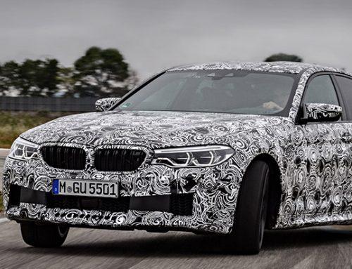 Der neue BMW M5 mit M xDrive
