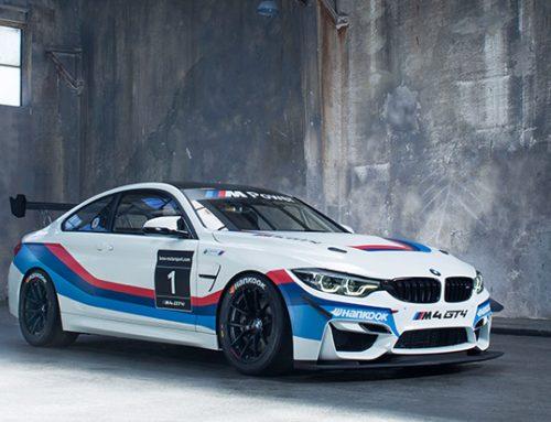 Premiere: Der neue entwickelte BMW M4 GT4
