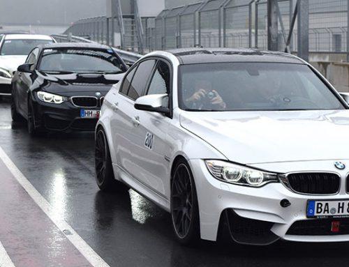 BMW M Club Auf Dem Bilster Berg Am 23092017