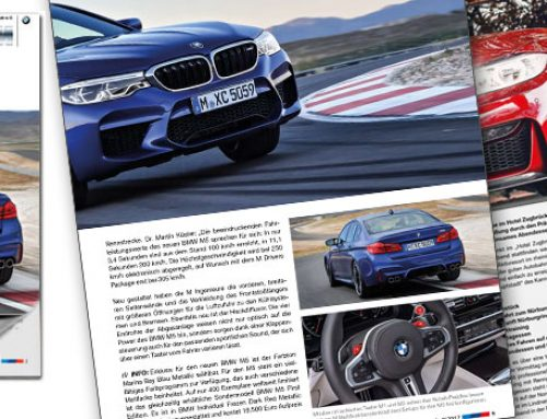 Das neue BMW M-Club Magazin 2-2017 ist da!