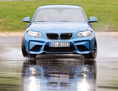 Eifeltour des BMW M-Club am 03.-05.11.2017