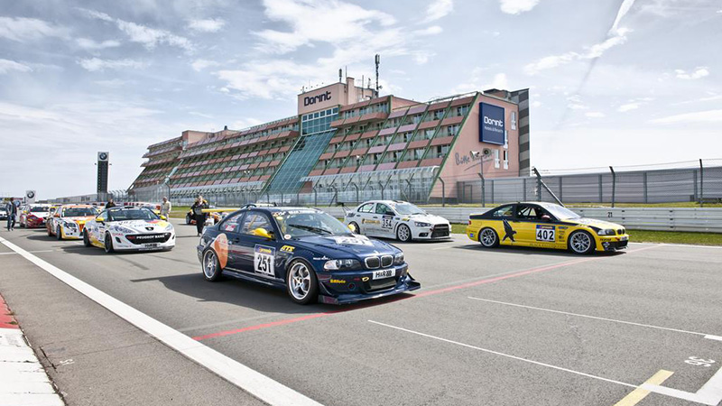 BMW M Club - Salzburgring Event - Ebners Waldhof